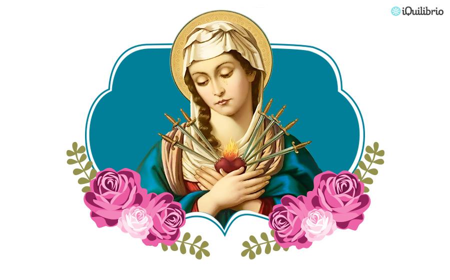 Santa Nossa Senhora das Dores