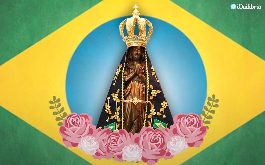 Mensagem De Nossa Senhora Aparecida Para O Dia 12 De: Nossa Senhora Aparecida: Oração E História