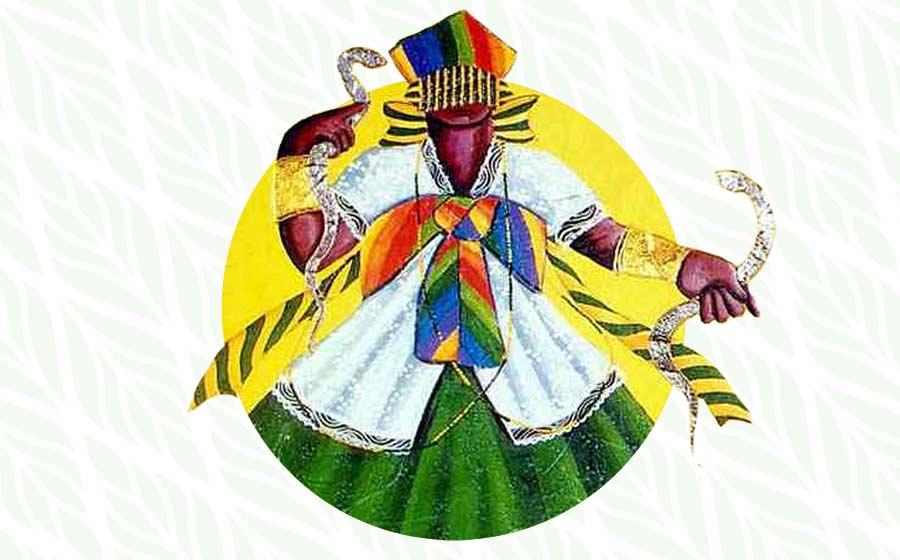 Orixá Oxumaré