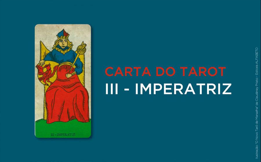 a imperatriz tarot