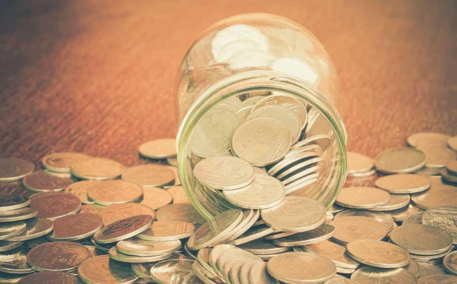 sonhar achando dinheiro