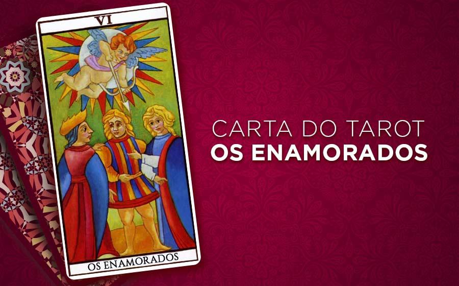 Os Enamorados Tarot