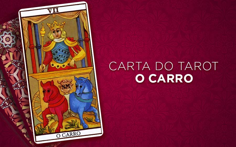 O Carro Tarot