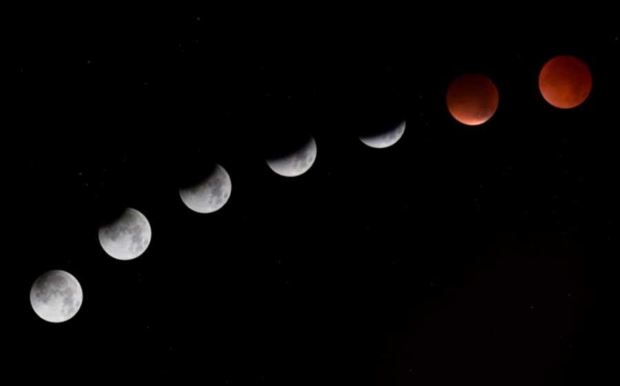 fases da lua 2018 lua crescente