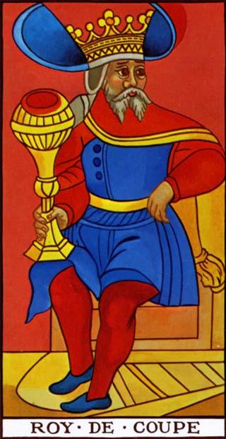 rei de copas tarot