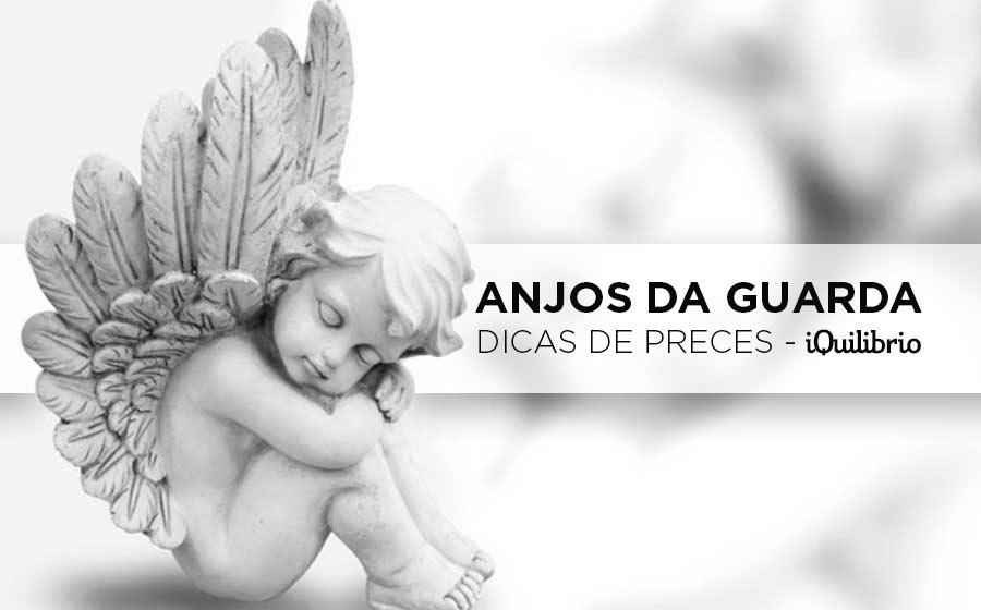 prece do anjo da guarda