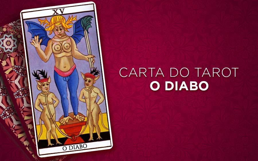 O Diabo Tarot