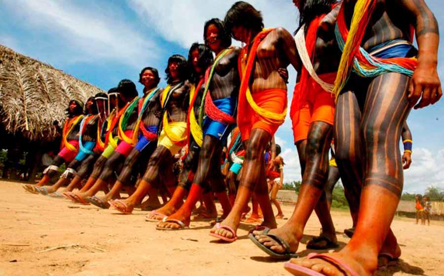 xamanismo dos índios