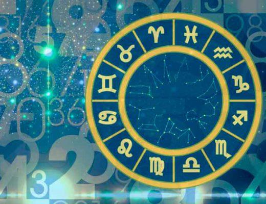 números dos signos
