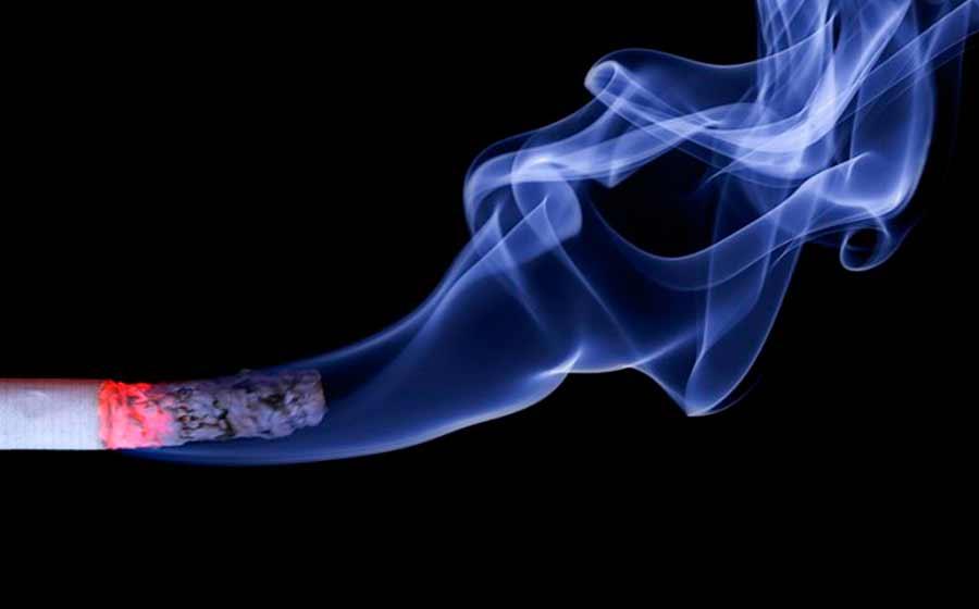simpatia para parar de fumar