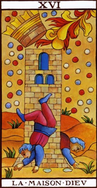 a torre tarot