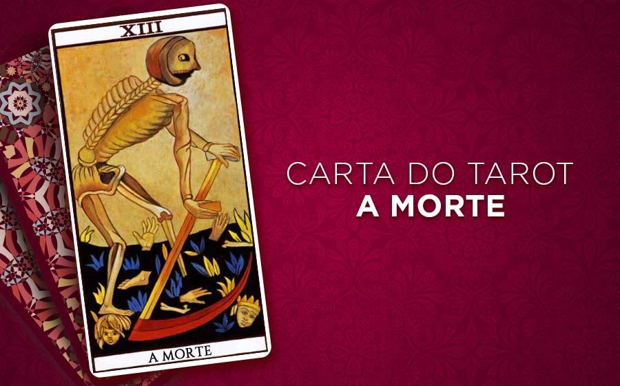A Morte Tarot