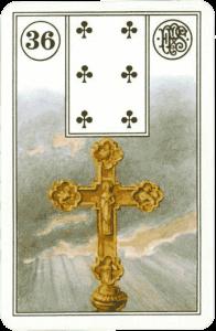 carta a cruz