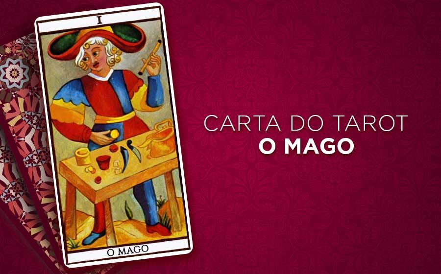 O Mago Tarot