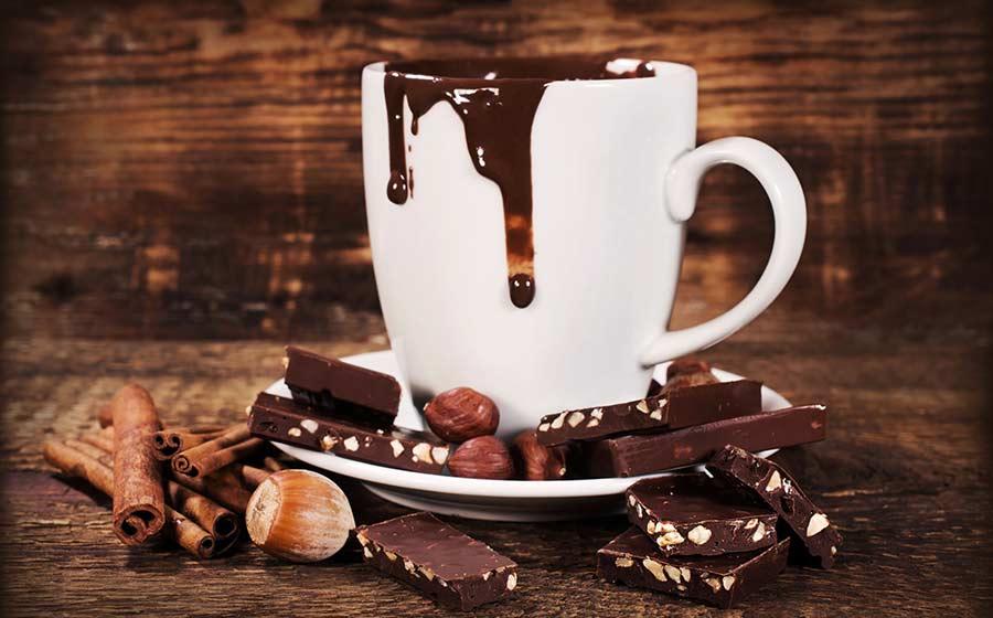 sonho com chocolate