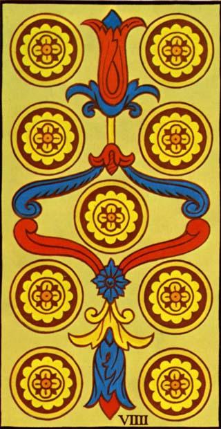 nove de ouros tarot