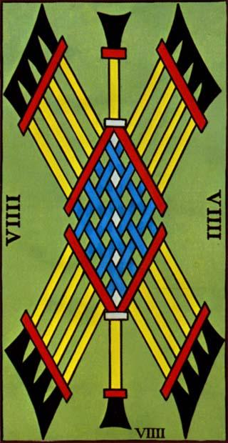 nove de paus tarot