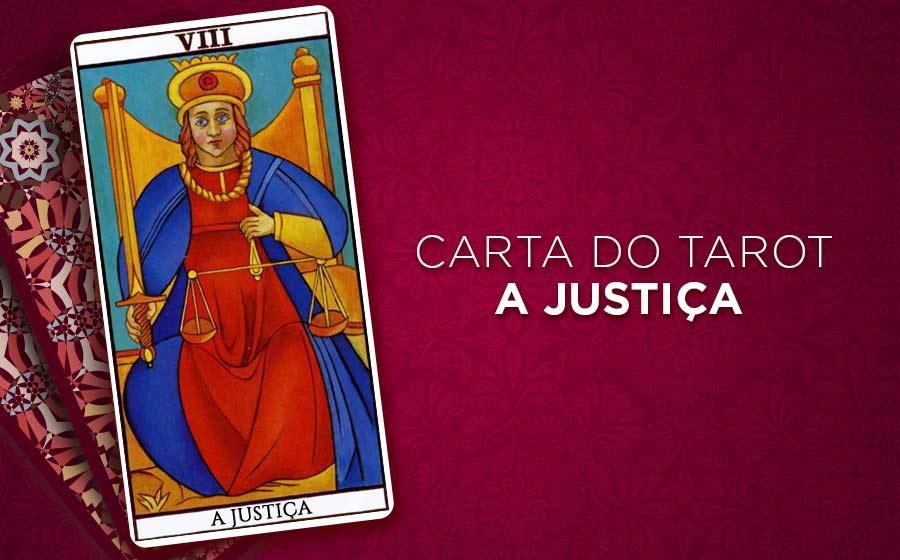A Justiça Tarot