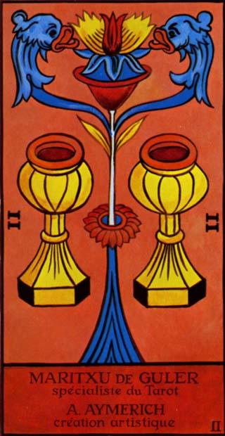 dois de copas tarot