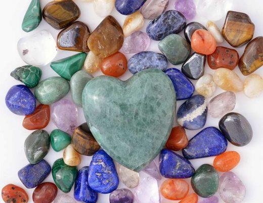 pedras quartzo