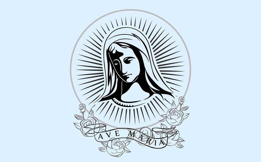 Oração Ave Maria