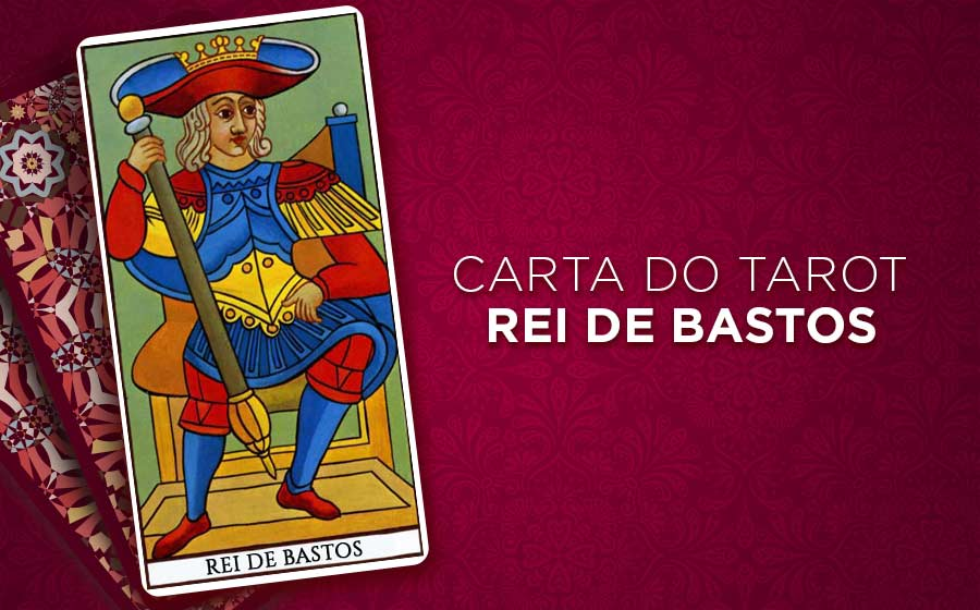rei de paus tarot