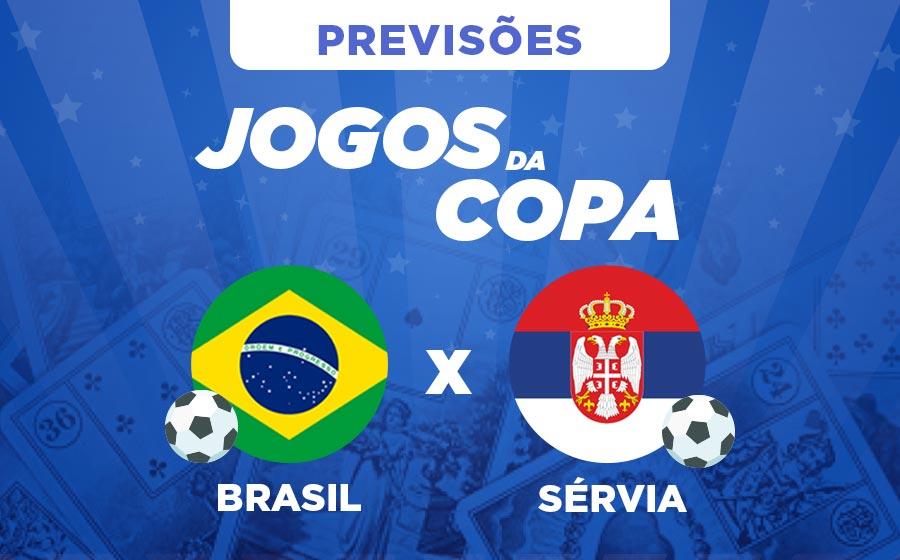 Brasil e Sérvia