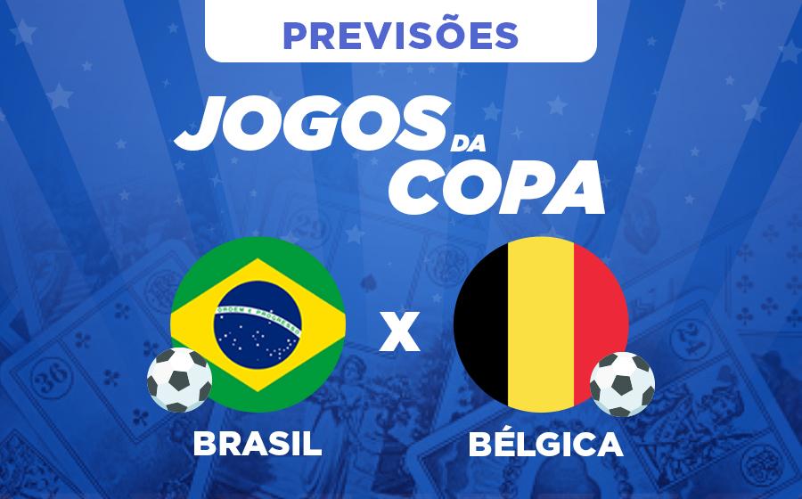 bélgica e brasil