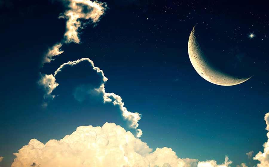 lua crescente simpatia