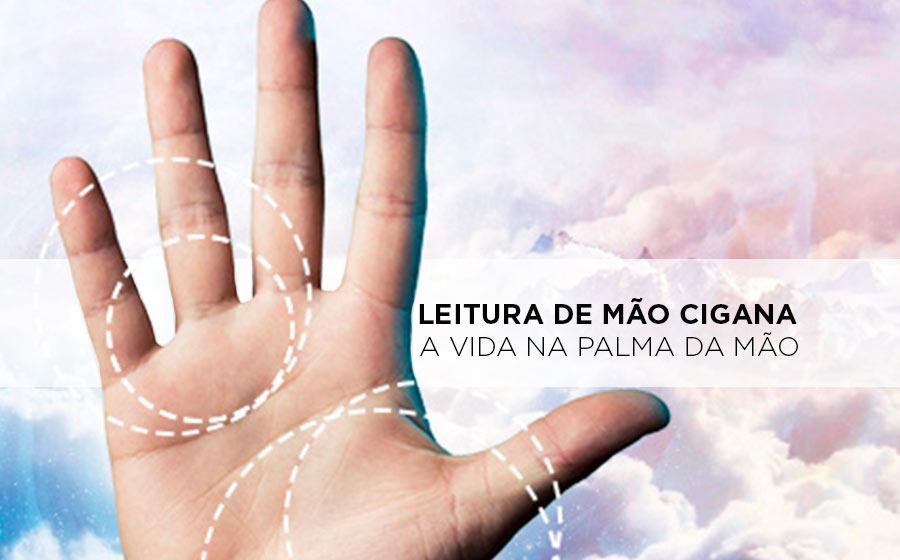 leitura da mão