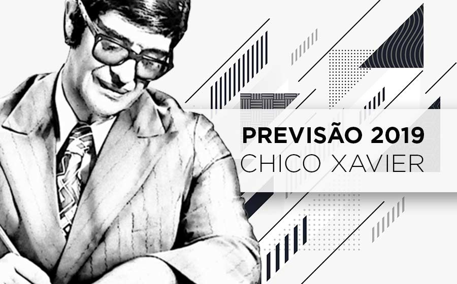 Chico Xavier Previsão