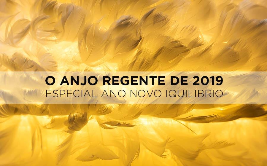 anjo regente do ano de 2019