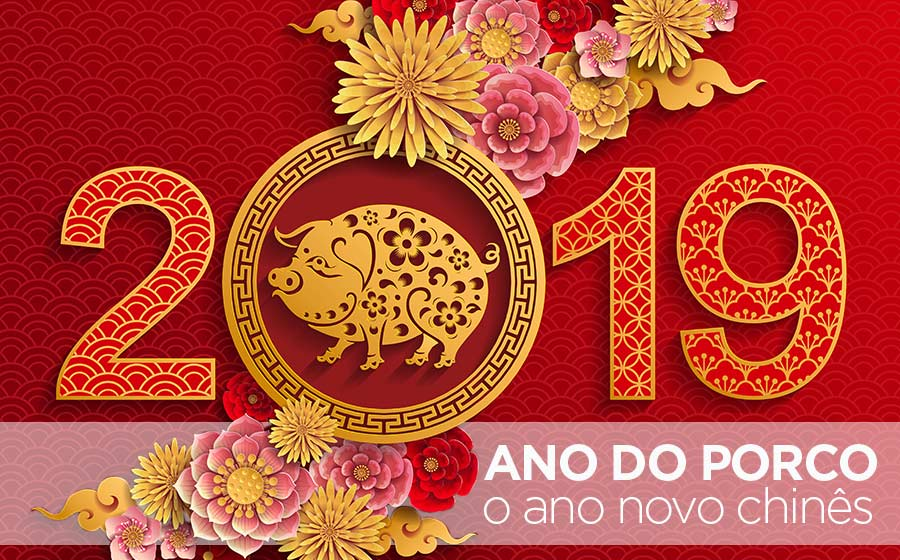 Resultado de imagem para ano novo chines 2019