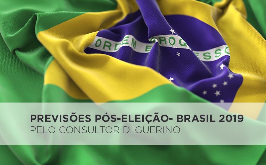 brasil 2019 previsão