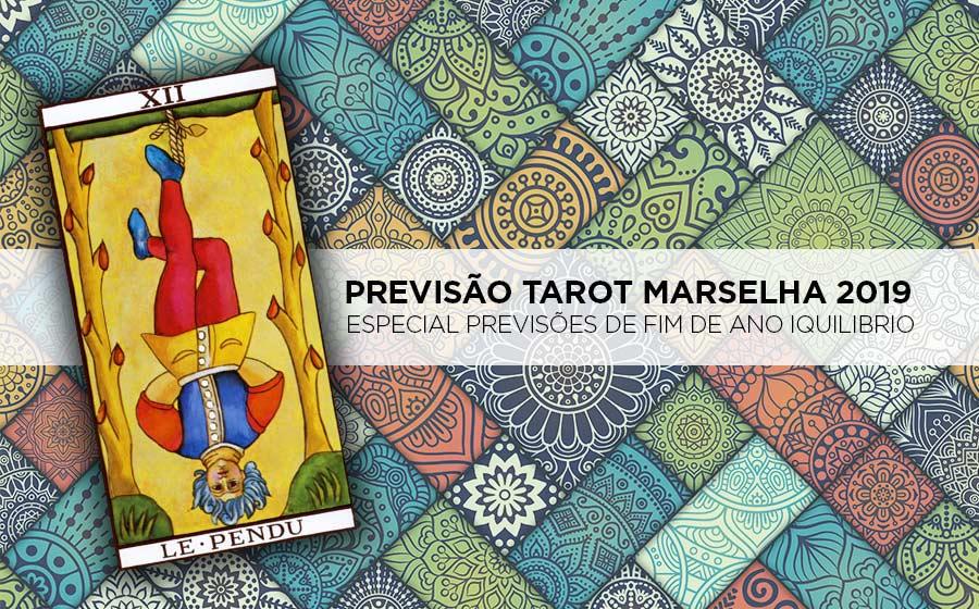 Previsão Tarot 2019