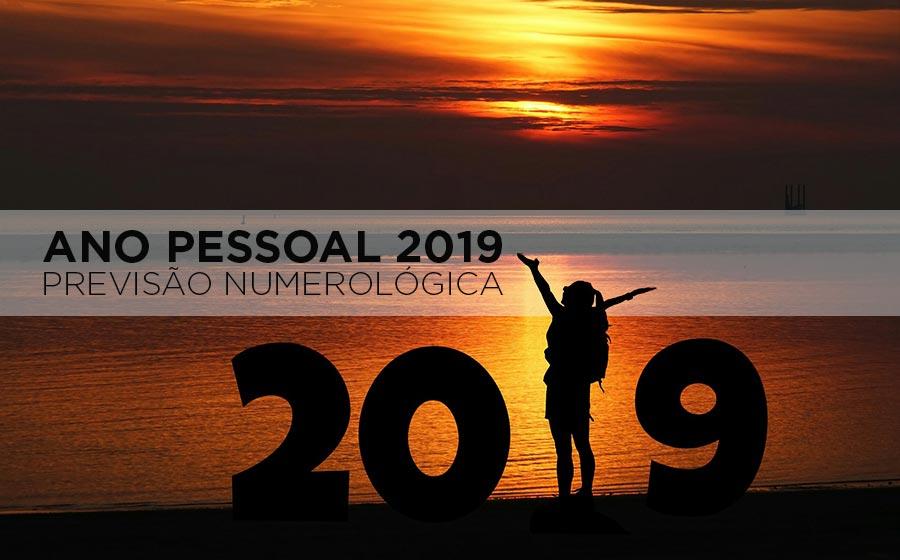 ano pessoal para 2019