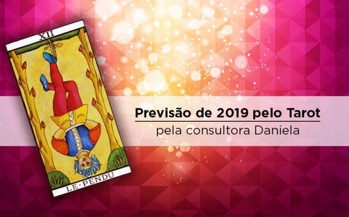 Previsão 2019 Tarot