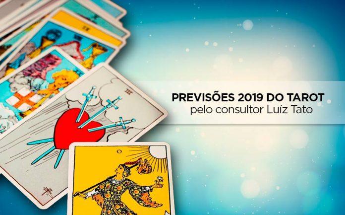 previsões 2019 do tarot