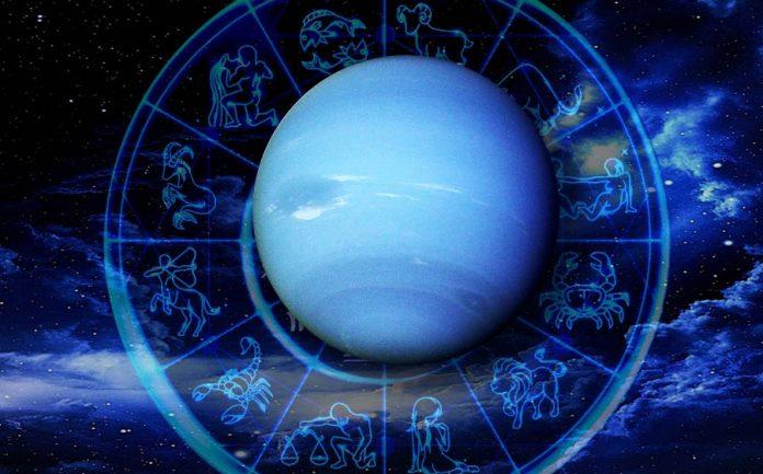 Urano nos signos