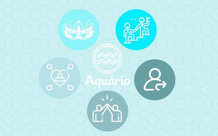 características de aquário