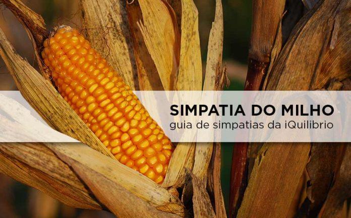simpatia com milho