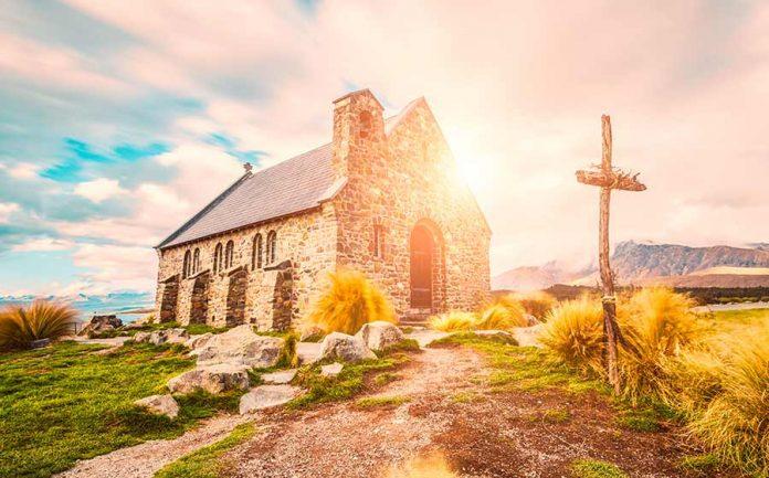 sonho com igreja