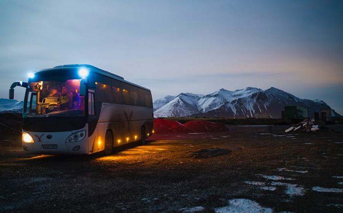 sonho com ônibus