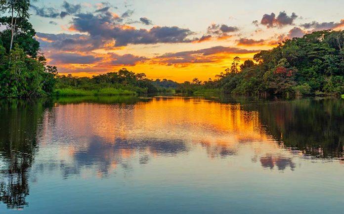 sonho com rio
