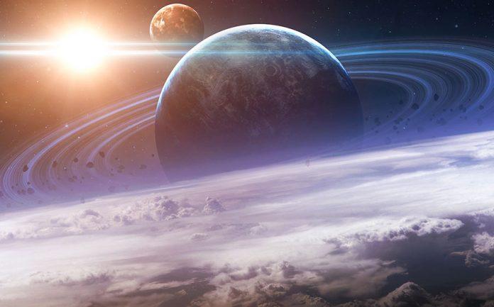 oposição ao Sol de Saturno