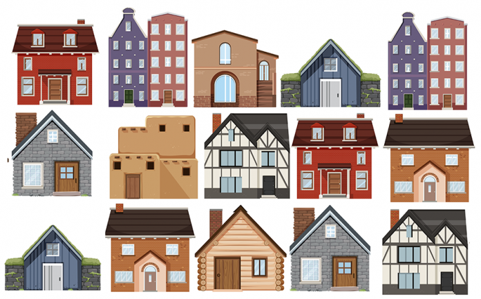 casa de cada signo