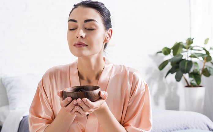 aromaterapia no lar