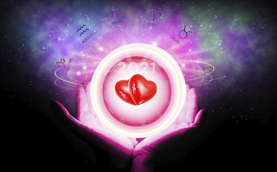 Horóscopo no Amor 2021 - Saiba Como Seu Signo Estará no Amor!
