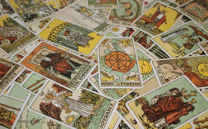 previsão do tarot